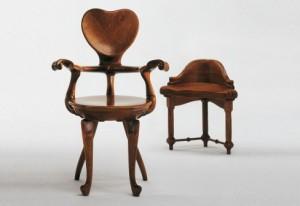 Gaud ornamentaci n y muebles arte y galerias for Gaudi muebles